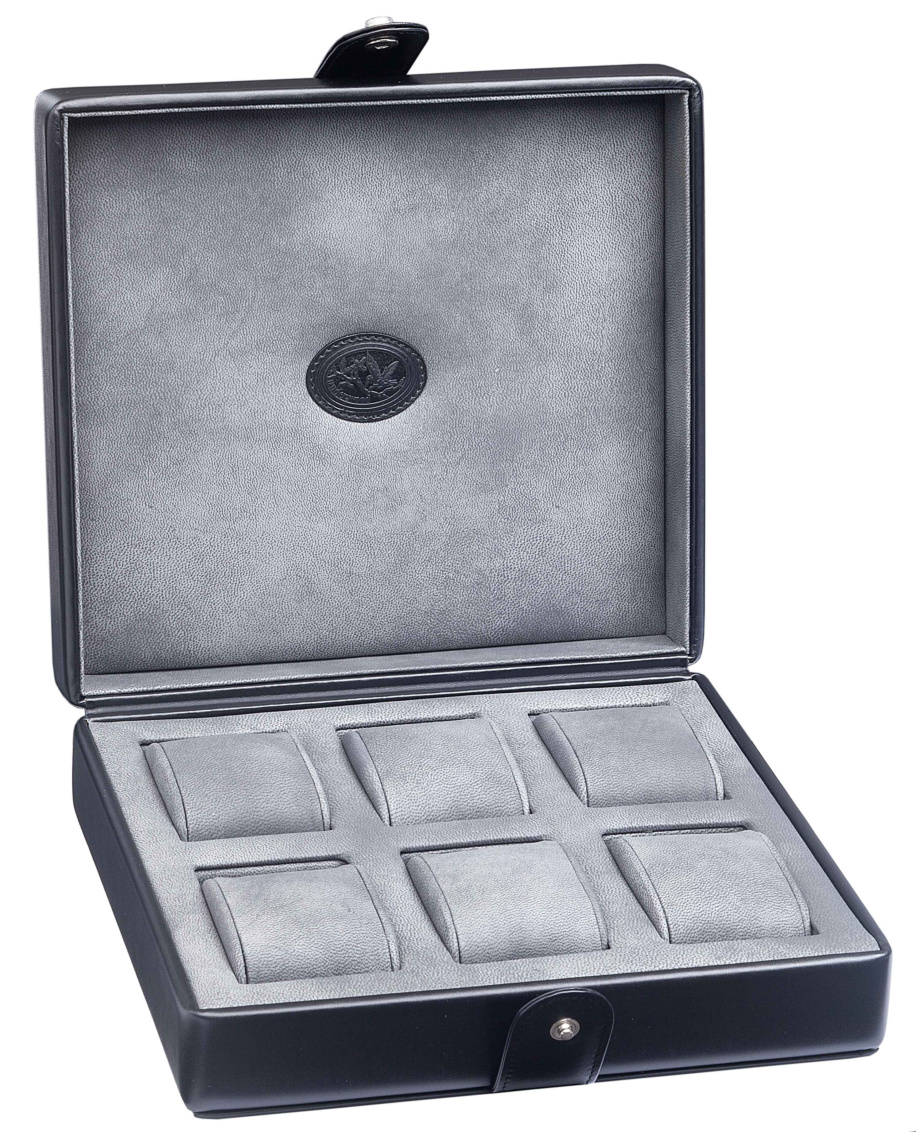 Watch case for six watches
