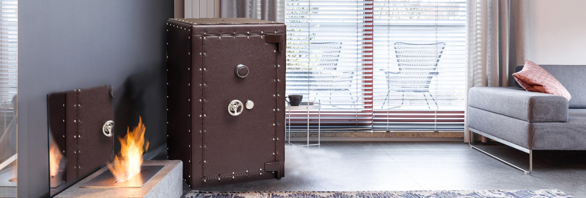 Luxury Safes: Explore our Collection | Underwood (London)