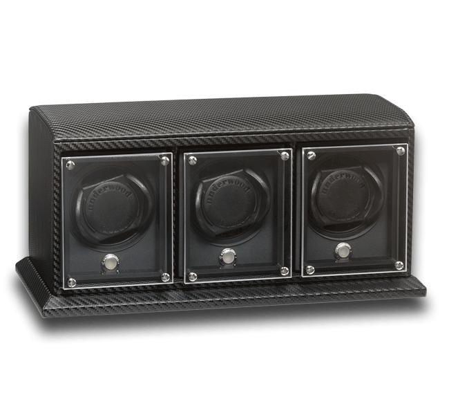 evo-three-module-unit-with-frames-watch-winder-woven-carbon-fiber-texture